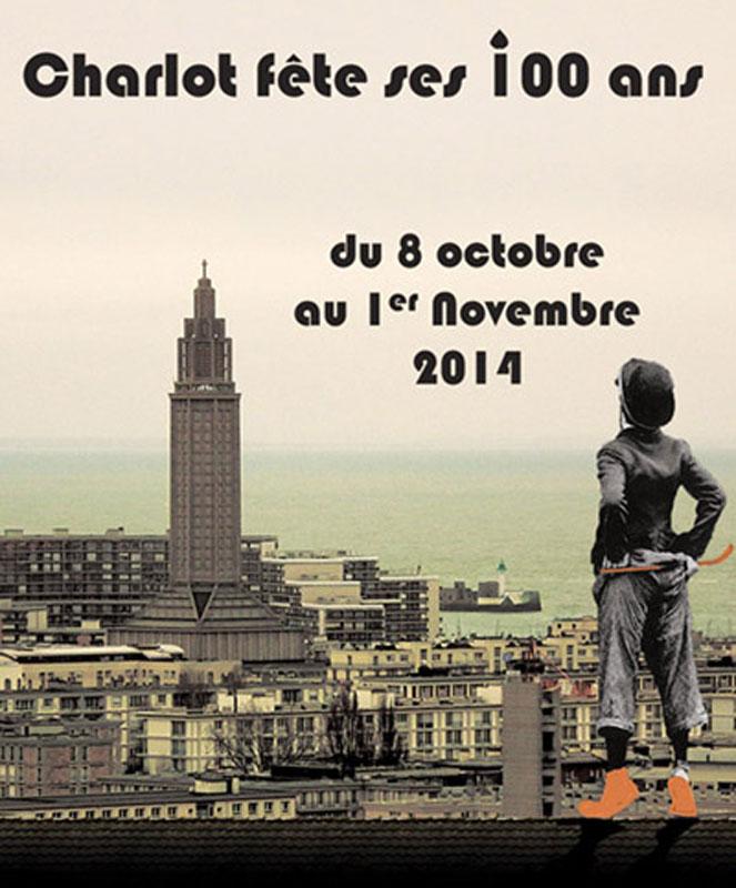 Affiche Charlot fête ses cent ans