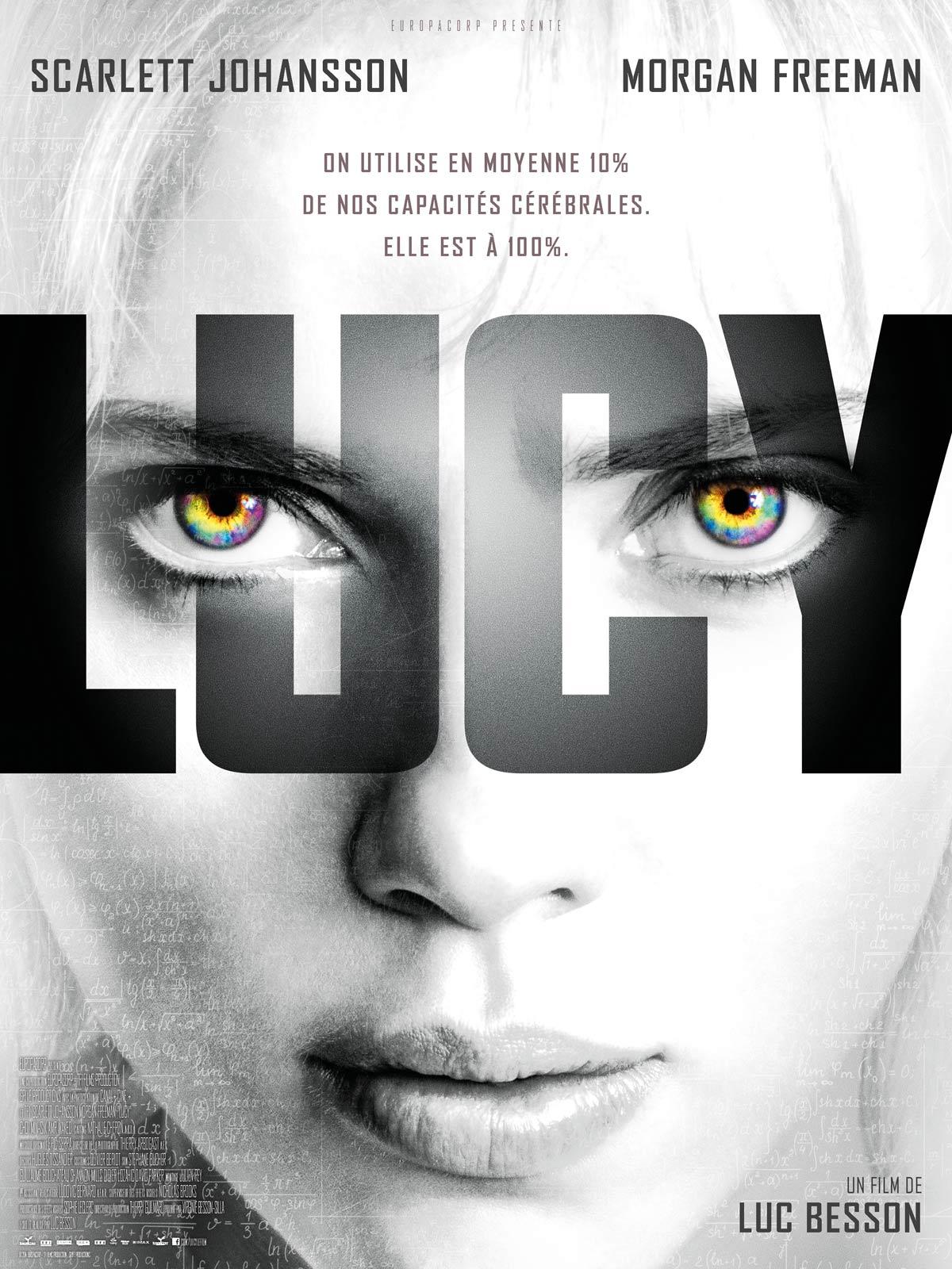 LUCY, Long métrage de Luc Besson, produit par Europacorp