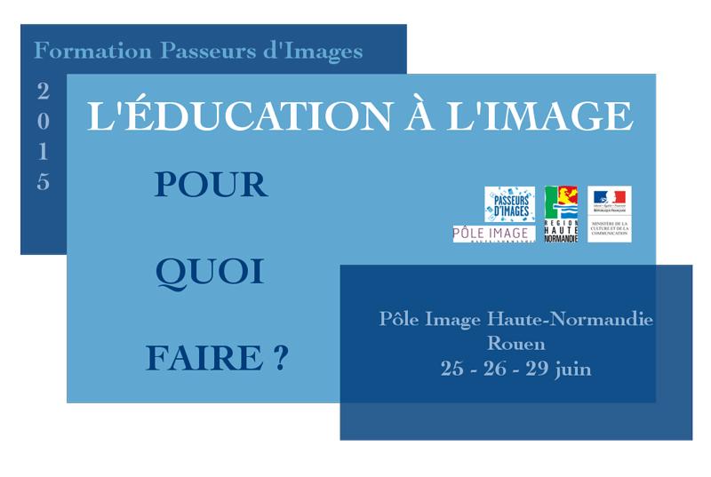 L'éducation à l'image : pour quoi faire ?