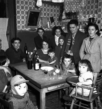 Henri Salesse : Enquêtes photographiques sur l'habitat 1951-1953