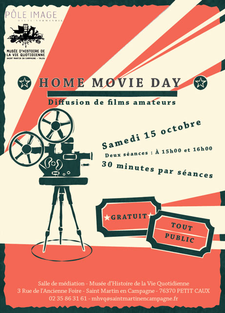 Home Movie Day 2016