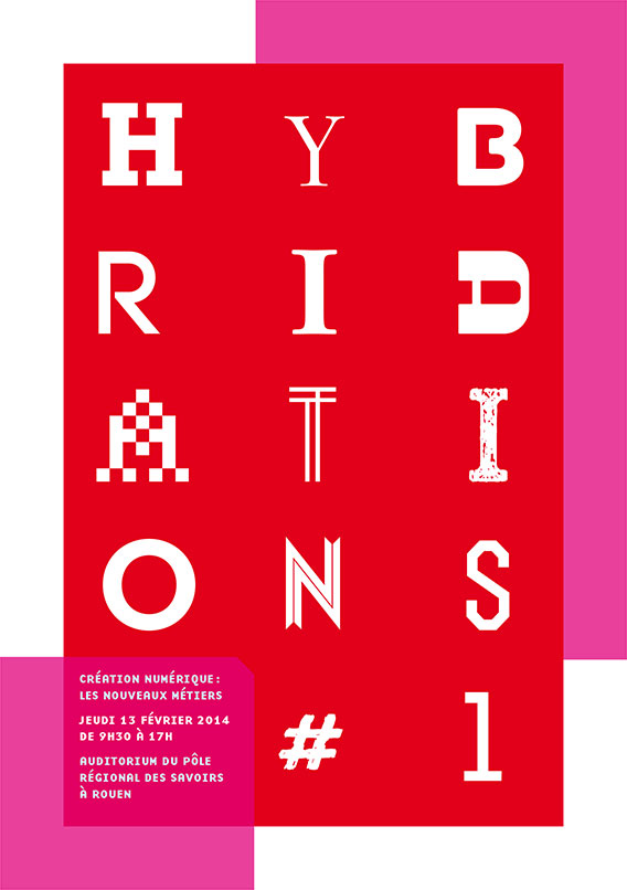 Hybridations # 1 : création numérique, les nouveaux métiers