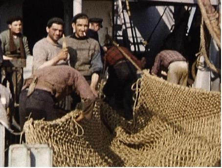 Le grand métier, réalisateur Jean Martin, 1960, 8mm, couleur
