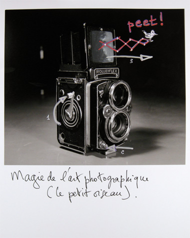 Magie de l'art photographique