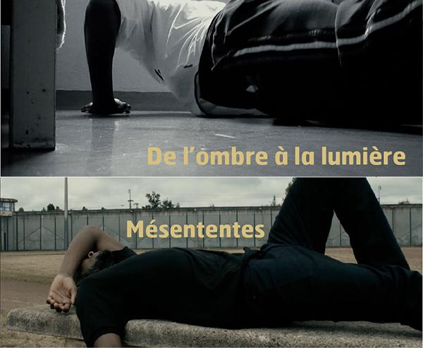 Projection de deux courts-métrages réalisés par les détenus du Centre de détention de Val-de-Reuil