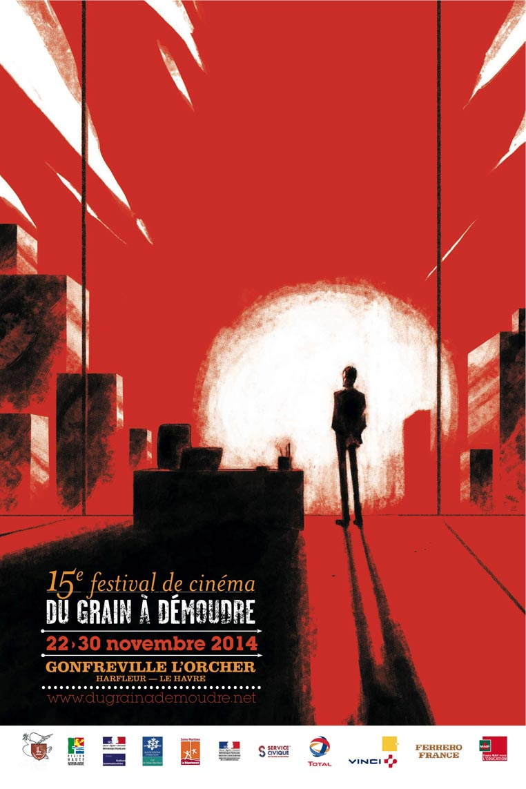 Affiche du 15ème Festival du Cinéma