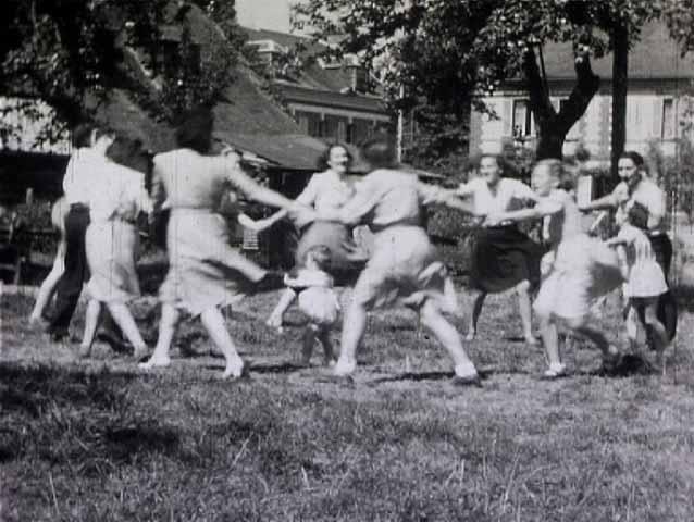 « Eté 1947 à Ry » réalisation : Jean Breton, 9,5mm ©MAHN / POLE IMAGE HAUTE-NORMANDIE