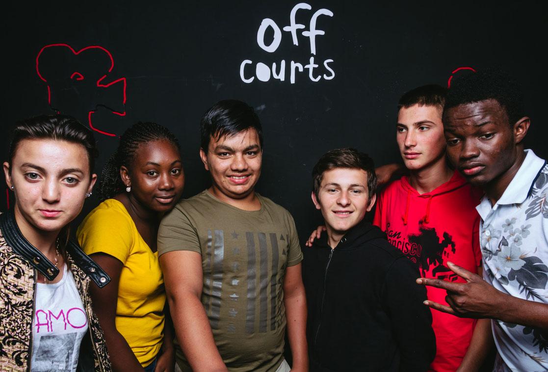 Journée découverte du Festival Off-court 2017