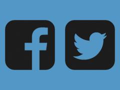 Suivre nos invitations sur Facebook et Twitter